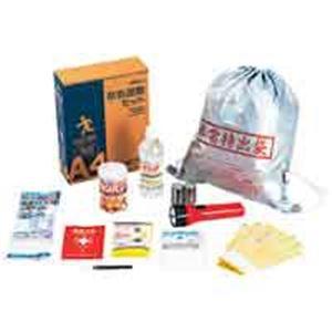 (業務用5セット) 角利産業 緊急避難セット KEC-050Ntopseller