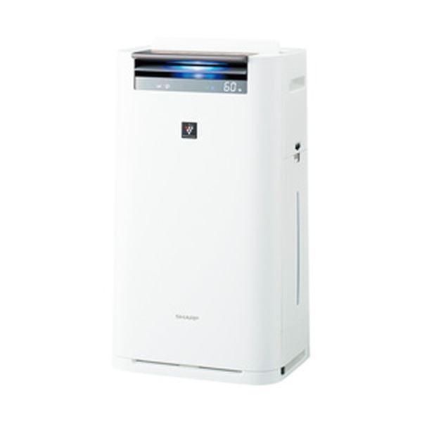 シャープ プラズマクラスター 加湿空気清浄器 ホワイト系 KI-JS70-W 1台topseller