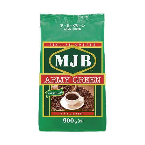 (まとめ) MJB アーミーグリーン詰替え用 0.9kg【×10セット】topseller