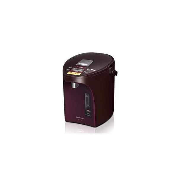 Panasonic 電動給湯式電気ポット (3.0L) ブラウン NC-SU304-Ttopseller