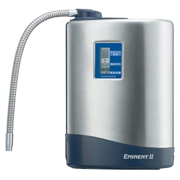 クリンスイ 据置型浄水器 クリンスイ エミネントII EM802-BLtopseller