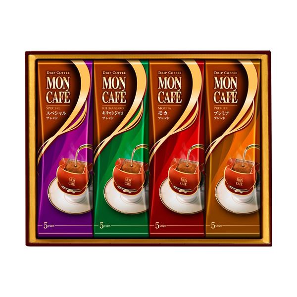 (まとめ)モンカフェ ドリップコーヒー詰合せ B5088035【×2セット】topseller