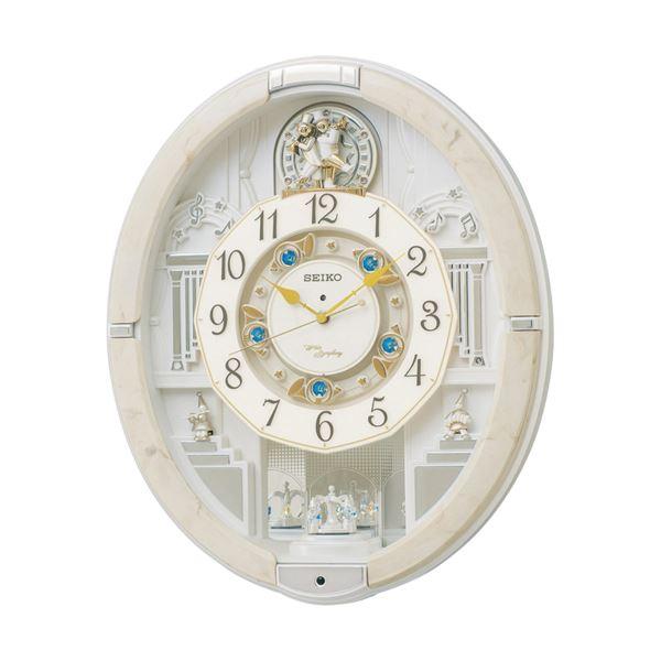 セイコー ウェーブシンフォニー 電波掛時計 C10640971topseller