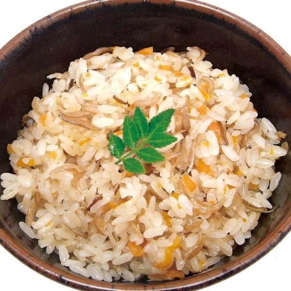 レンジで簡単調理!炊き込みごはん じゃこめし【6食セット】topseller