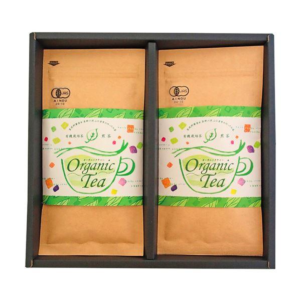 (まとめ)茶師六段の作った有機栽培茶詰合せ C9040525【×2セット】topseller