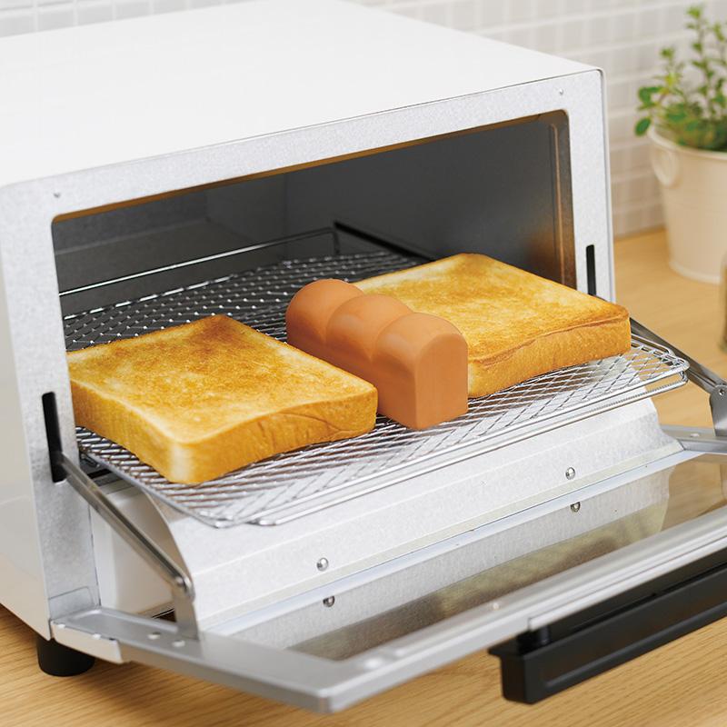 マーナ公式 低廉 MARNA マーナ 外はサクッ中はふわっ スチーム効果でおいしいトーストに キッチン トースト トースター パン 蒸気 日本製 K712トースター スチーム スチーマー トーストスチーマー 食パン 奉呈