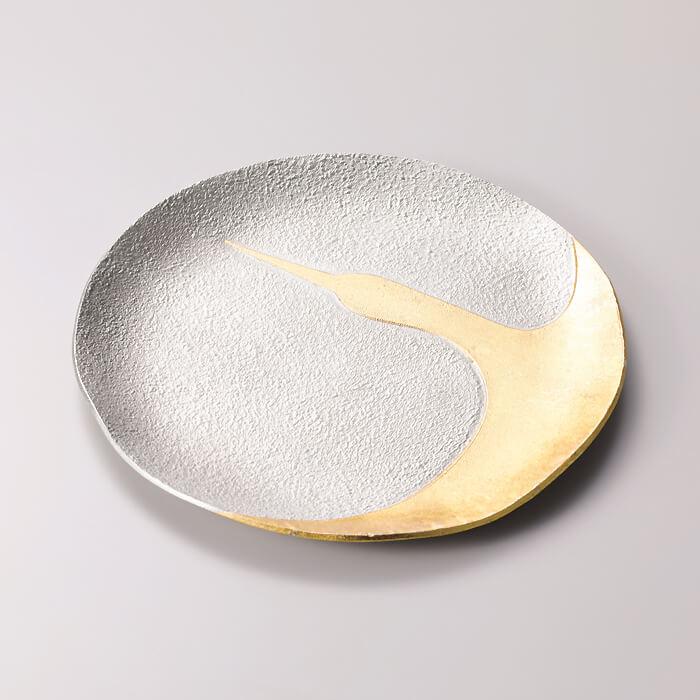 能作 メーカー直営 小皿-TSURU-