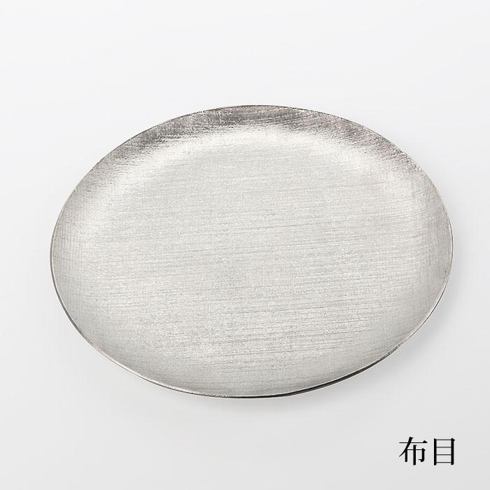 大皿 - 布目・氷割