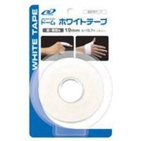 【1ケース分】【96個セット】 ドーム ホワイトテープ(2本入り) 19mm×96個セット 【正規品】