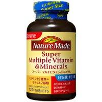 【5個セット】 ネイチャーメイド スーパーマルチビタミン&ミネラル 120粒×5個セット 【正規品】 ※軽減税率対応品