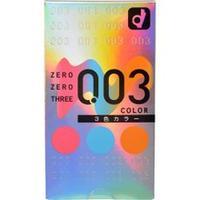 【30個セット】【送料・代引き手数料無料】 コンドーム/ゼロゼロスリー 003×30個セット 【正規品】