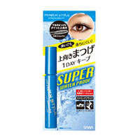 Sana power style mascara SWP curl & separate N1 strong black 1 PCs