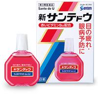【第3類医薬品】【120個セット】新 サンテドウα 15mL×120個セット【正規品】ドゥ