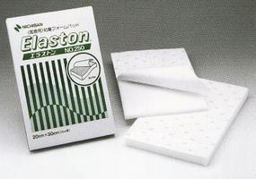 【5個セット】 ニチバン エラストン 25mm厚 1枚×5袋入り(計5枚)×5個セット 【正規品】