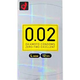 【10個セット】 コンドーム/0.02EX Lサイズ 12コ入×10個セット 【正規品】
