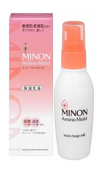 【20個セット】 ミノン アミノモイスト モイストチャージ ミルク(乳液) 100g×20個セット 【正規品】