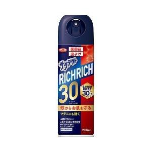 【第2類医薬品】【20個セット】 サラテクト リッチリッチ30 200mL×20個セット 【正規品】