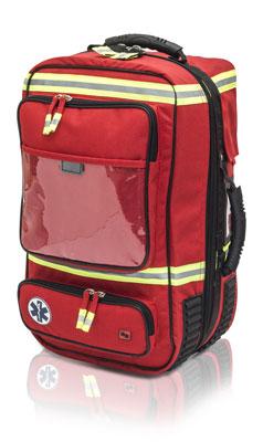 【送料・代引き手数料無料】EB呼吸器系用救急バッグ(EB02-006)レッド 【正規品】【mor】【ご注文後発送までに1週間前後頂戴する場合がございます】