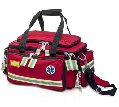 【送料・代引き手数料無料】EB一次救命処置用救急バッグ(EB02-008)レッド 【正規品】【mor】【ご注文後発送までに1週間前後頂戴する場合がございます】