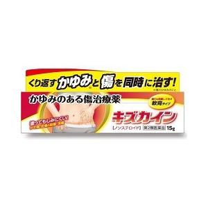【第2類医薬品】【20個セット】 キズカイン 15g×20個セット 【正規品】