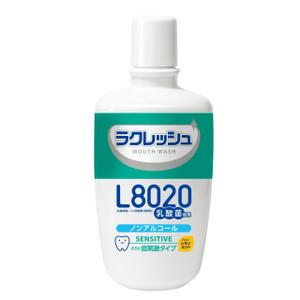 即納 L8020乳酸菌 ラクレッシュ 洗口液 人気の定番 センシティブ 即納送料無料! 300ml 正規品