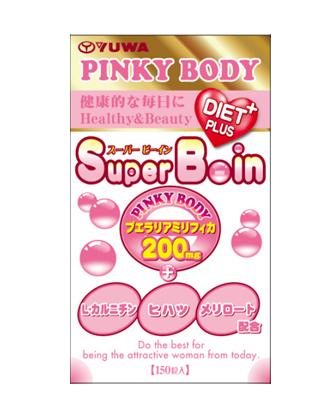 【20個セット】【1ケース分】ユーワ スーパー ビーイン ダイエットプラス 150粒入Super B-in×20個セット 【正規品】
