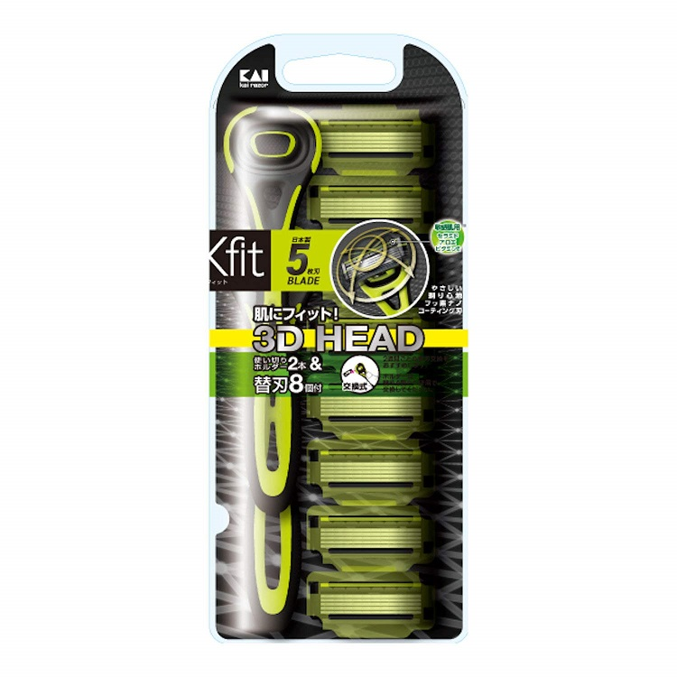 貝印 日本産 信頼 Xfit 敏感肌用 バリューパック 正規品