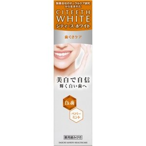 【10個セット】 シティースホワイト 歯ぐきケア 110g ×10個セット 【正規品】