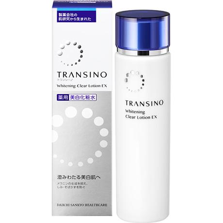 【3個セット】 トランシーノ薬用ホワイトニングクリアローションEX 150ml×3個セット 【正規品】