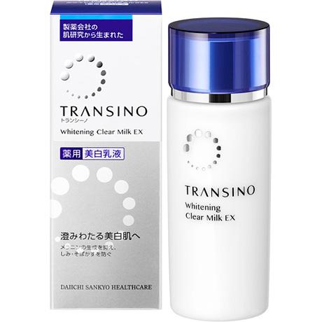 【3個セット】 トランシーノ薬用ホワイトニングクリアミルクEX 100ml×3個セット 【正規品】