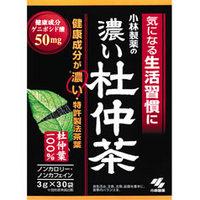 小林製薬の濃い杜仲茶 3g×30袋 ※軽減税率対応品 人気急上昇 正規品 海外限定