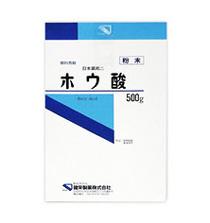 【第3類医薬品】【20個セット】 ケンエー 日局 ホウ酸 結晶P 500g×20個セット 【正規品】
