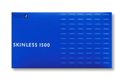 【144個セット】【1ケース分】オカモト スキンレス 1500 コンドーム 12個入×144個セット 【正規品】