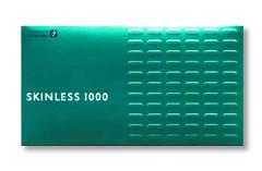 【144個セット】【1ケース分】オカモト スキンレス 1000 コンドーム 12個入×144個セット 【正規品】