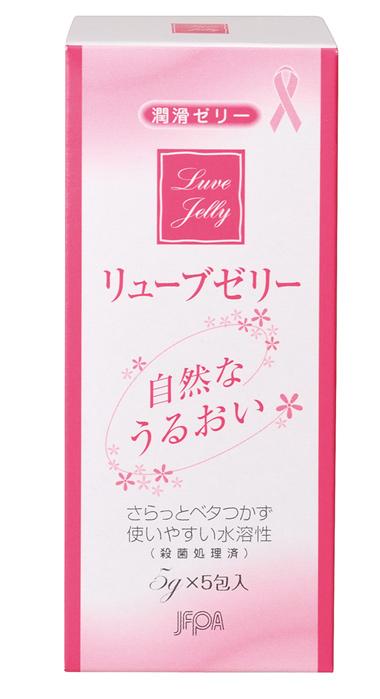 【30個セット】【送料無料】 JEX リューブゼリー 分包タイプ( 5g×5包入り)×30個セット 【正規品】