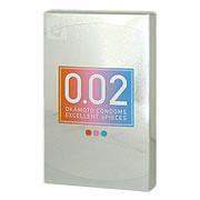 【30個セット】【送料無料】 オカモト うすさ均一 002EX カラー 6個入り ×30個セット 【正規品】