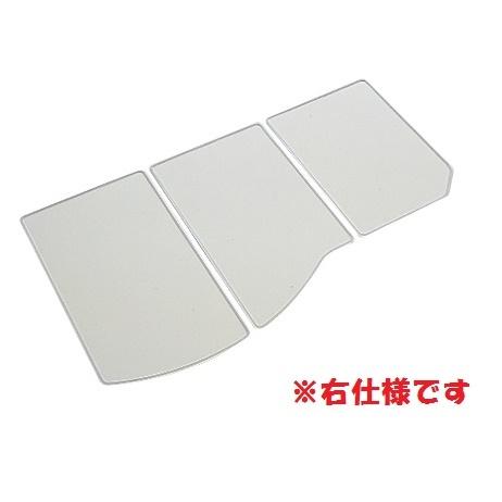 クリナップ システムバスルームアクリアバス 浴室アイテム(組フタ/右仕様) 【S16-4TKR】