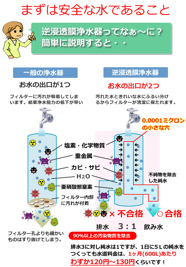 역삼 투 정수기 + DI 필터 (이온 교환 장착)의 ZEROWATER/펌프 포함/교체용 필터 02P13Dec14