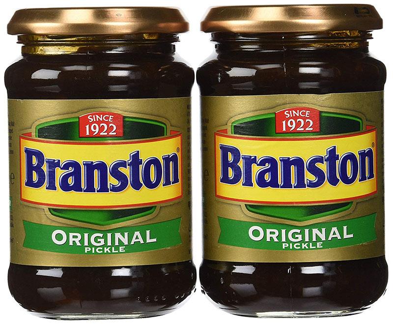 ブランストン ピクルス 2個セット Branston 営業 Pickle 310g x ハンバーガー 英国直送品 海外 サンドイッチに 2 イギリス 今ダケ送料無料