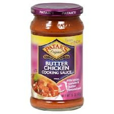 Patak BG17036 Patak Butter Chicken  - 6x15OZ【海外直送品】