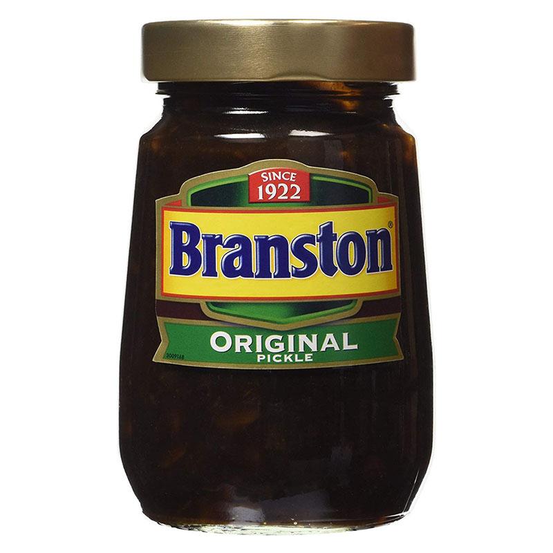 英国より直送 Branston Original Pickle Branstonのオリジナルピクルス 360グラム 卓越 海外並行輸入正規品 360g