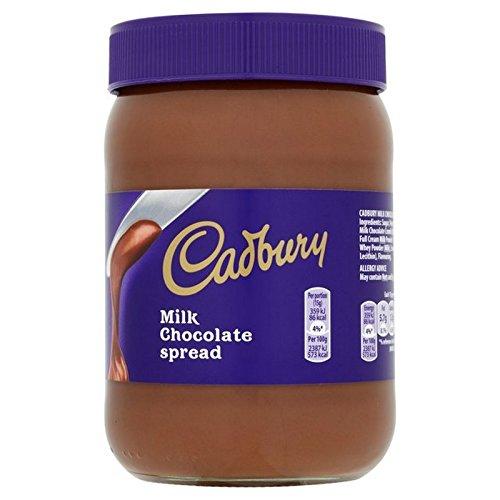 英国より直送 Cadbury Chocolate Spread 700g (Pack of 4) キャドバリー チョコレートスプレッド700グラム (x4) - [並行輸入品]