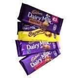 英国より直送 Cadbury Assortment 8 x 120g - Dairy Milk Fruit 現金特価 Nut キャドバリー 海外直送品 アソートメント キャラメル Whole ホールナッツ [ギフト/プレゼント/ご褒美] フルーツ Caramel ナッツ デイリーミルク 4種各2個