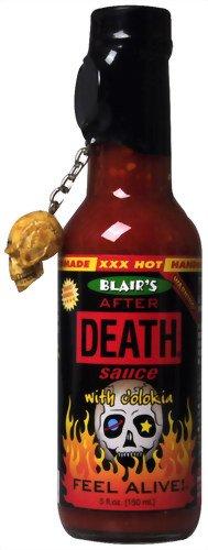 ブレアーズ アフターデスソース・ジョロキア ホットソース 150ml 4本セット Blair's After Death Sauce x 4