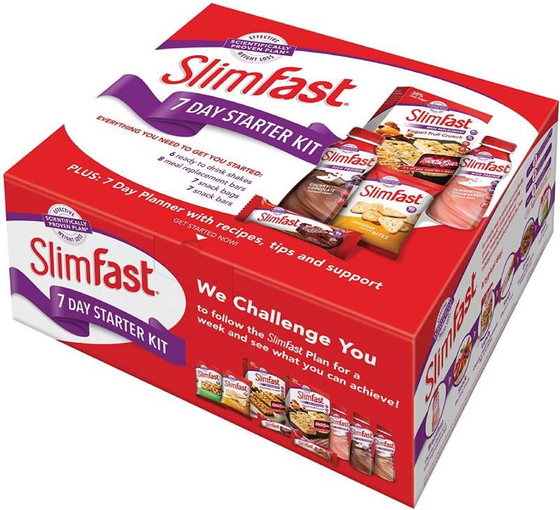 SlimFast 7 Day Starter Kit by SlimFast
