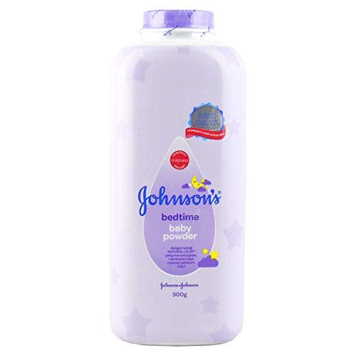 スーパーセール 英国からお取り寄せ 最大1000円OFFクーポン配布中 Johnsons baby SALE開催中 powder 300g ベビーパウダー 寝るとき用 ジョンソン