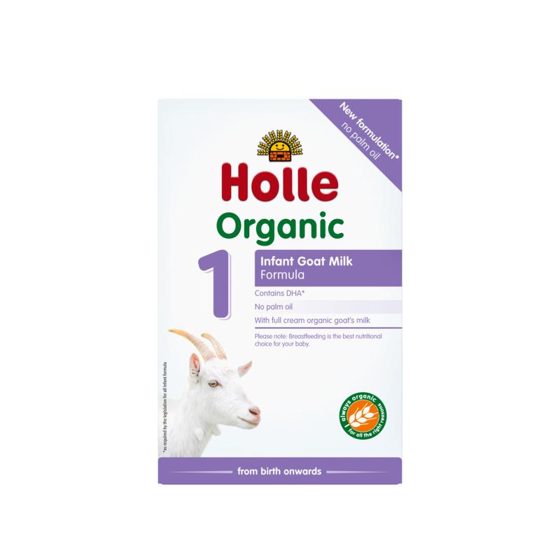 特価キャンペーン 海外で人気のオーガニック赤ちゃんミルク Holle Organic Infant 無料 Goat Milk Formula 1 ホレ ヤギ乳 オーガニック 新生児から 英国直送 ベビーミルク 400g 粉ミルク 赤ちゃんミルク