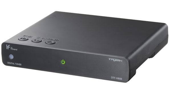 试酒 Trywin 地面数字调谐器 [DTF-H808] b-CAs 卡中,远程控制与数字家地面数字调谐器内置
