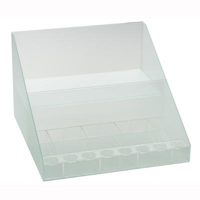 30cm棚にすっぽり アクリル什器ディスプレイケース D299×W295×H193cm