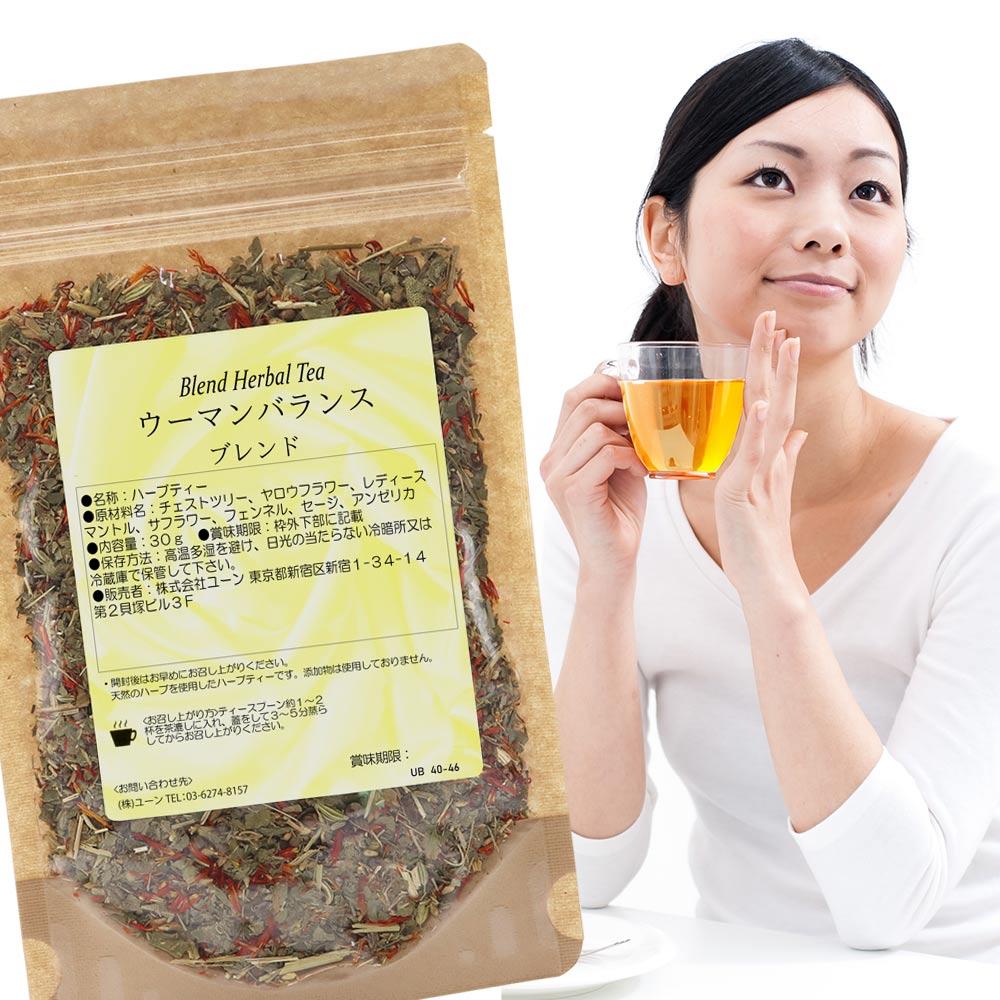 Shopyuwn Women Balance Blend Comp 30 G Chest Tree Tea Ladys